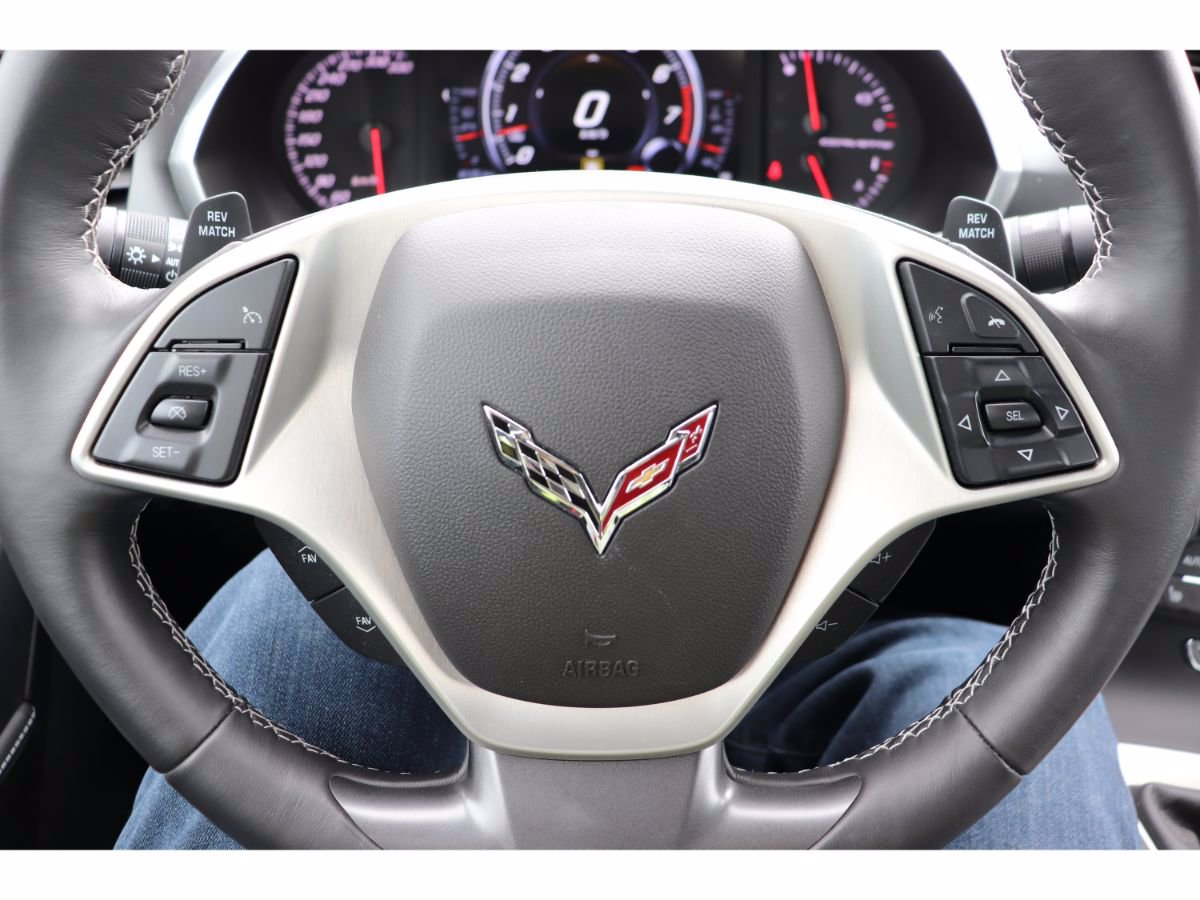 Certified Pre-Owned 2016 Chevrolet Corvette Z51 3LT | Track Package, Performance Exhaust/Brakes.