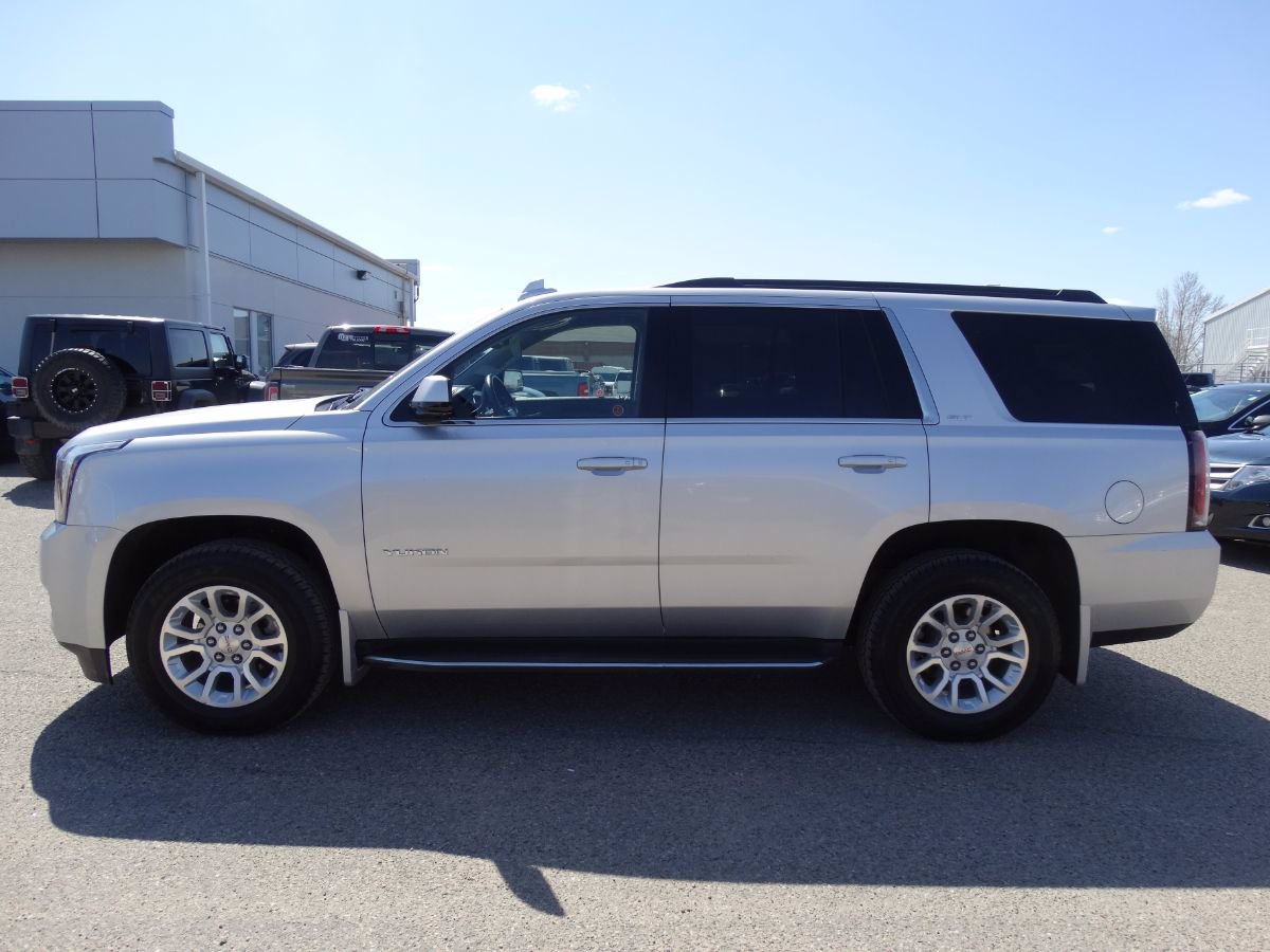 Certified Pre-Owned 2016 GMC Yukon SLT | Bose Audio, Heated Seats.