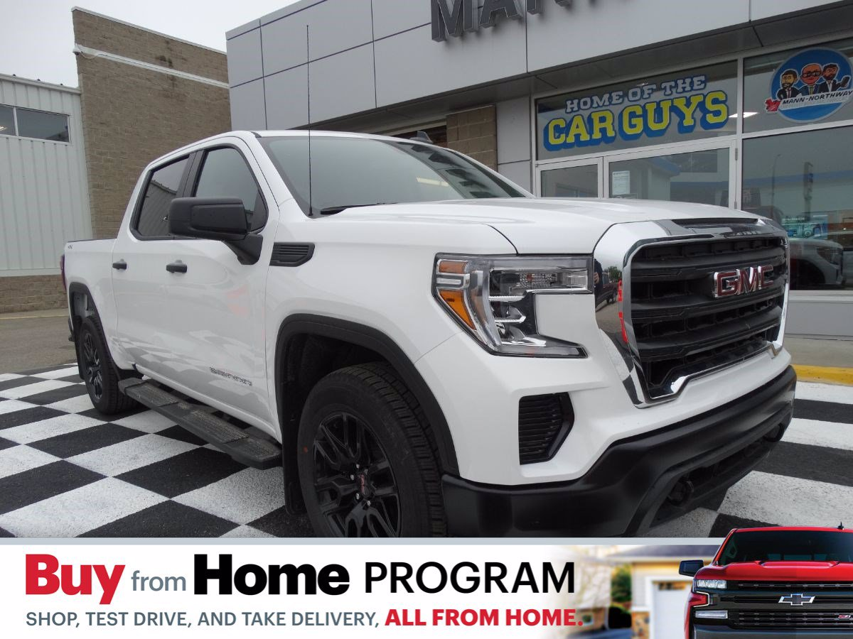 New 2020 GMC Sierra 1500