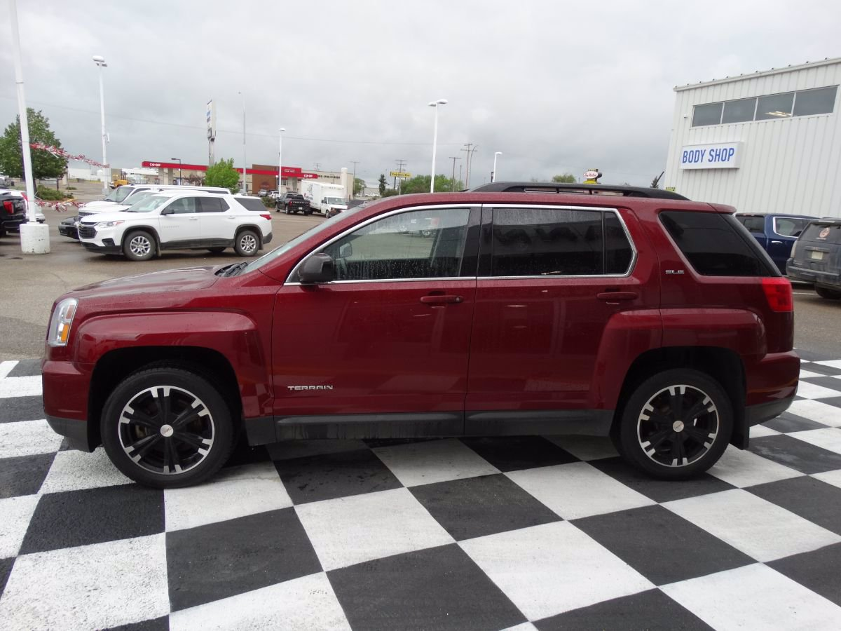 Certified Pre-Owned 2017 GMC Terrain SLE | One Owner, No Accidents.