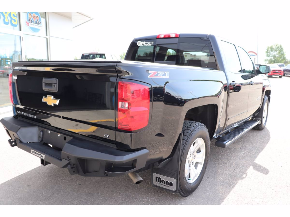 Certified Pre-Owned 2017 Chevrolet Silverado 1500 LT | Bluetooth, Rear View Camera.