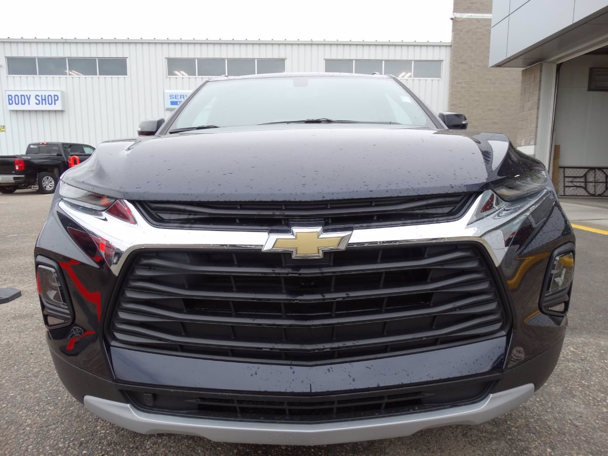 New 2020 Chevrolet Blazer True North