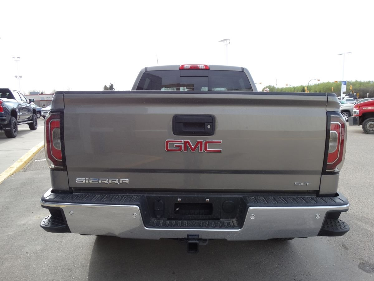 Certified Pre-Owned 2017 GMC Sierra 1500 SLT | One Owner, No Accidents.