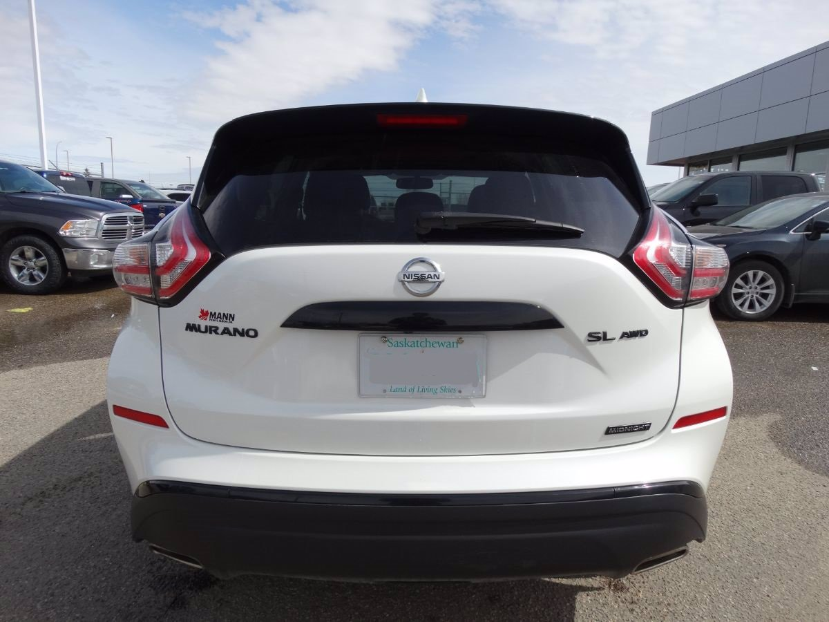 Pre-Owned 2018 Nissan Murano SL Midnight | One Owner, No Accidents.