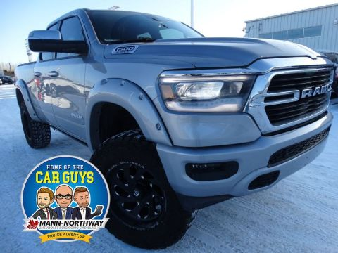 2019 Ram 1500 Big Horn | One Owner, No Accidents.