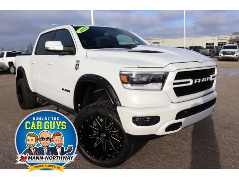 2019 Ram 1500 Sport | Lift Kit, Aftermarket Wheels.