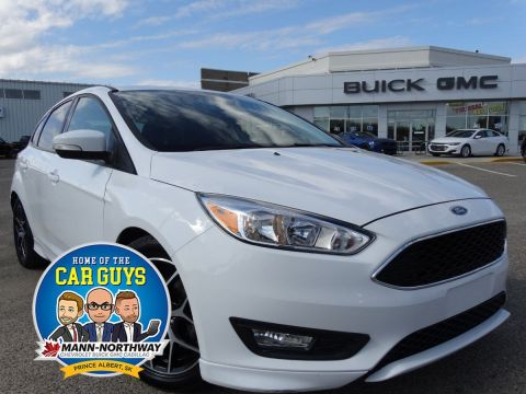 2015 Ford Focus SE | Rear View Camera, Cruise Control.