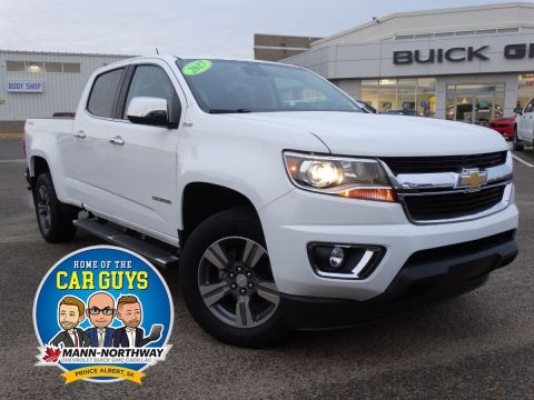 2017 Chevrolet Colorado 4WD LT | Rear View Camera, Cruise Control.