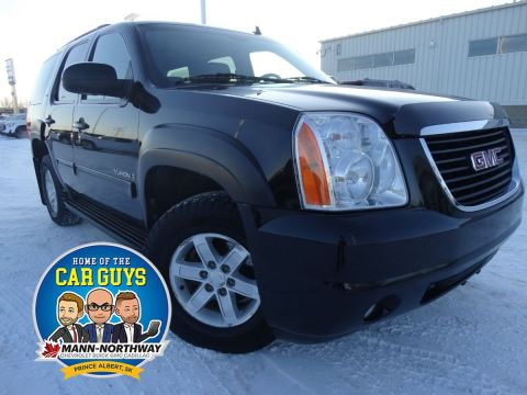 Pre-Owned 2009 GMC Yukon Commercial | Cruise Control, 4WD. Four Wheel Drive SUV