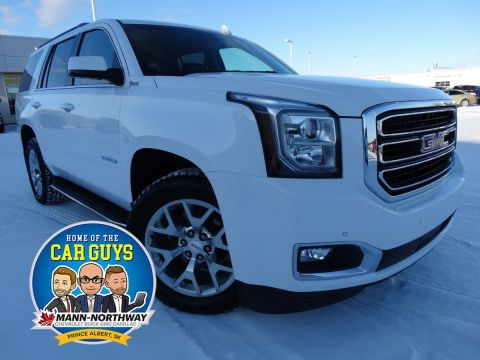 2016 GMC Yukon SLT | Blind Zone Alert. Heated/Cooled Seats.