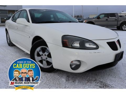 Pre-Owned 2008 Pontiac Grand Prix GT | Cruise Control, Air Conditioning. FWD 4dr Car