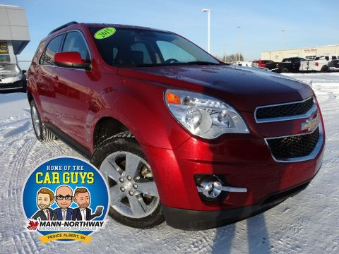 2015 Chevrolet Equinox LT | One Owner, Remote Start.