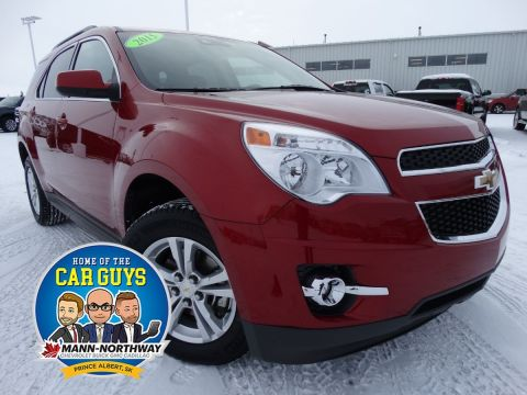2015 Chevrolet Equinox LT | One Owner, Heated Seats.