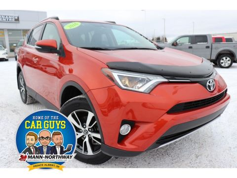2016 Toyota RAV4 XLE | One Owner, Leather Interior.
