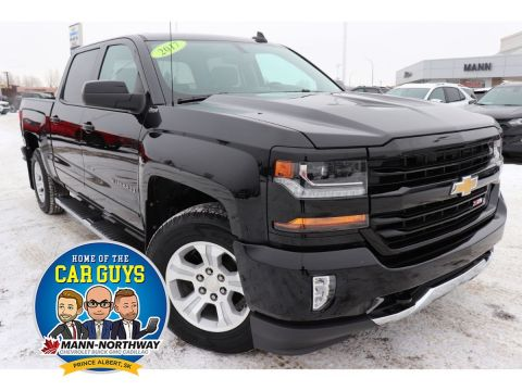 2017 Chevrolet Silverado 1500 LT | One Owner, No Accidents, Rear View Camera.