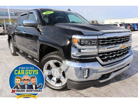2017 Chevrolet Silverado 1500 LTZ | One Owner, No Accidents.