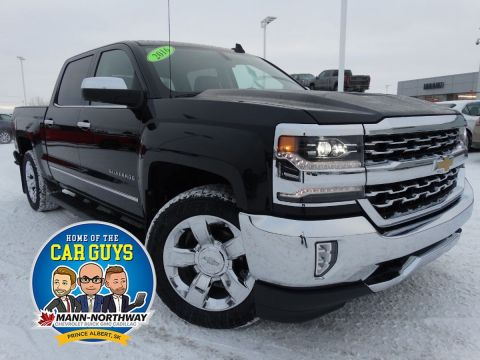 2016 Chevrolet Silverado 1500 LTZ | One Owner, Remote Start.
