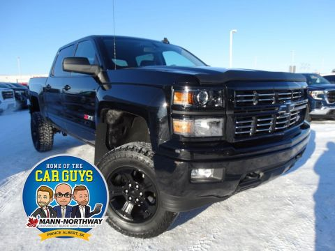 2015 Chevrolet Silverado 1500 LTZ | Heated Seats, Remote Start.