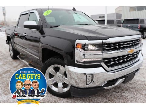 2018 Chevrolet Silverado 1500 LTZ | No Accidents, Remote Start.
