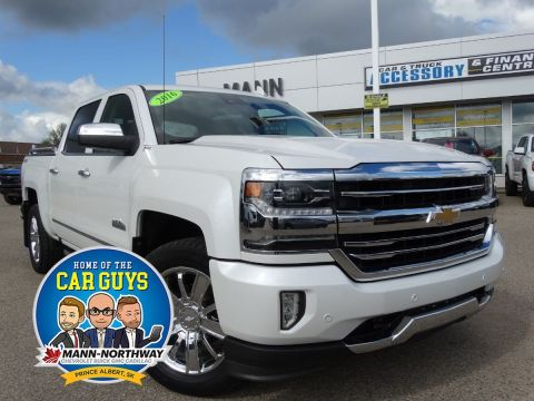 2016 Chevrolet Silverado 1500 High Country | Navigation, Bose Audio.