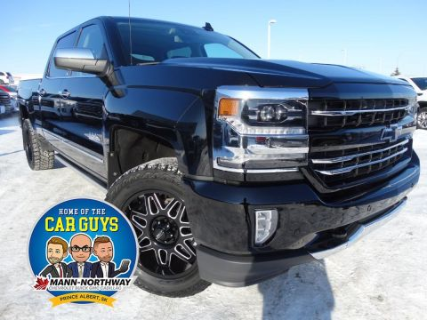 2017 Chevrolet Silverado 1500 High Country | No Accidents, 6.2L V8.