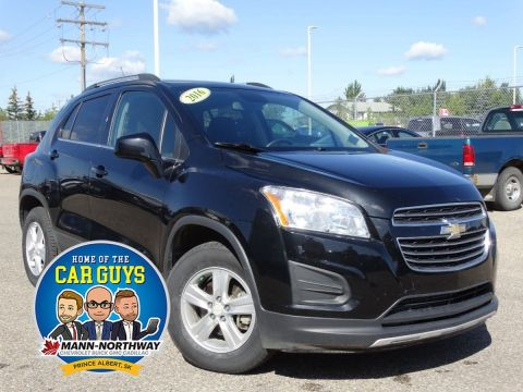 2016 Chevrolet Trax LT | Remote Start, Rear View Camera.