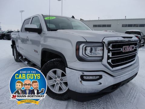 2017 GMC Sierra 1500 SLE | One Owner, No Accidents.