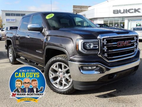 2016 GMC Sierra 1500 SLT | Factory Warranty, One Owner.