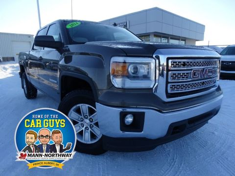2014 GMC Sierra 1500 SLE | No Accidents, One Owner.