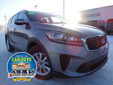 Pre-Owned 2019 Kia Sorento LX | One Owner, No Accidents. AWD Sport Utility
